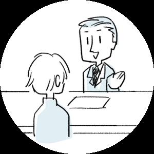 1. 社会保険指定手続き